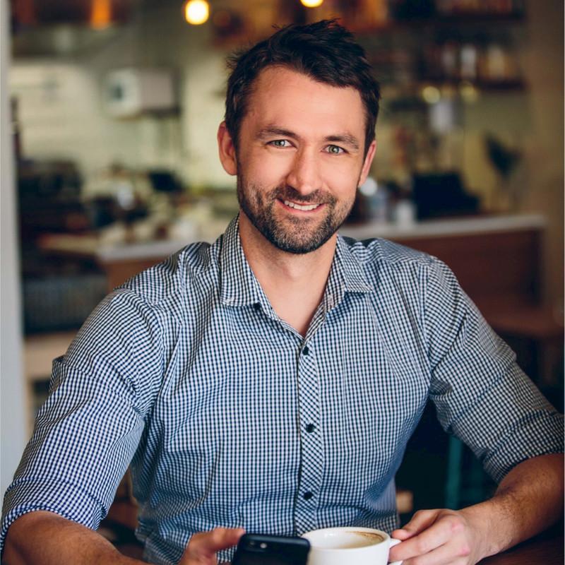 Joshua-Clifton-author